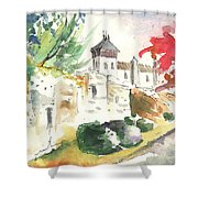 Saint Bertrand De Comminges 04 Shower Curtain