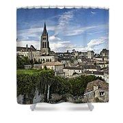 Saint Emilion Shower Curtain