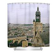 Saint Etienne Du Mont Shower Curtain