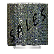 Sales Gallery Shower Curtain