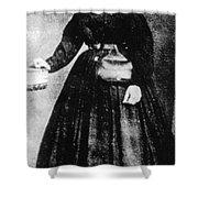 Sally Tompkins (1833-1916) Shower Curtain