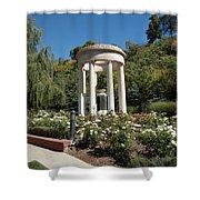 Salt Lake Great War Memorial One Shower Curtain