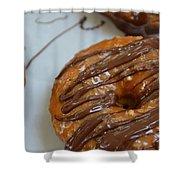 Samoa Donuts 02 Shower Curtain