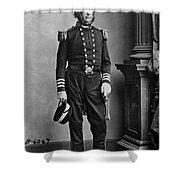 Samuel Francis Du Pont Shower Curtain