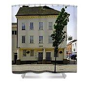Samuel Johnson Birthplace Museum Shower Curtain