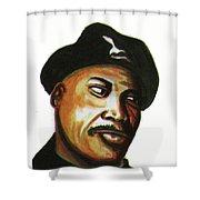 Samuel L Jackson Shower Curtain