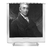 Samuel Romilly (1757-1818) Shower Curtain