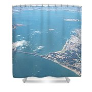 San Francisco 2001 Shower Curtain