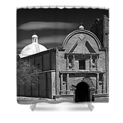 San Jose De Tumacacori Shower Curtain