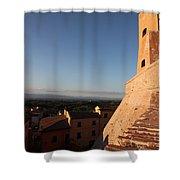 San Miniato - Pisa Shower Curtain