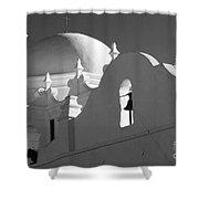 San Xavier Del Bac Shower Curtain