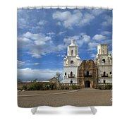 San Xavier Del Bac Tucson Shower Curtain