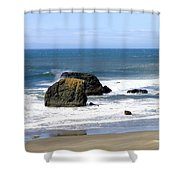 Sand And Sea 19 Shower Curtain