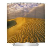 Sand Dune And Sky Shower Curtain