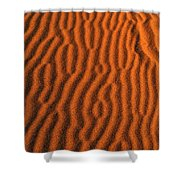 Sand Maze Shower Curtain