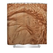 Sandstorm 2 Shower Curtain