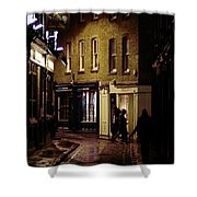 Sandys Row Sw1 Shower Curtain