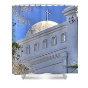 Santa Cruz 4 Shower Curtain