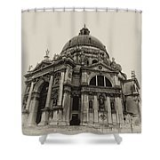 Santa Maria Della Salute Venice Shower Curtain