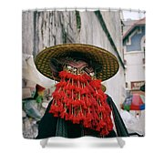 Sapa Fashion Shower Curtain