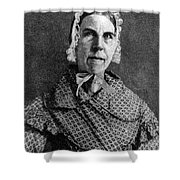 Sarah Moore Grimk�, American Shower Curtain by Photo Researchers