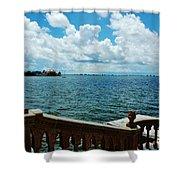 Sarasota Bay In Florida Shower Curtain