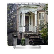 Savannah Doorway Shower Curtain