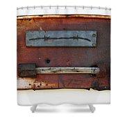 Savory Truffle Shower Curtain