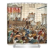 Sc: Legislature, 1876 Shower Curtain by Granger