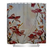 Scatterling Shower Curtain