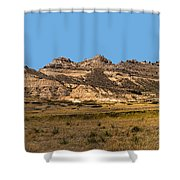 Scenic Western Nebraska Shower Curtain