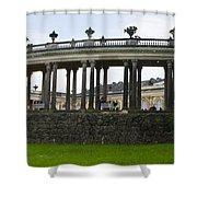 Schloss Sanssouci Gardens Shower Curtain