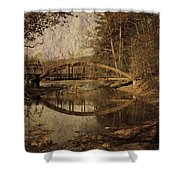 Schnecksville Shower Curtain