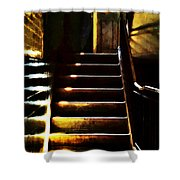 School Days Are Over Shower Curtain