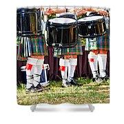 Scottish Festival 3 Shower Curtain