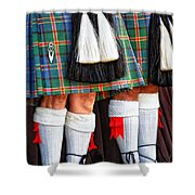 Scottish Festival 4 Shower Curtain