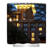 Scottsdale Arizona 1 Shower Curtain