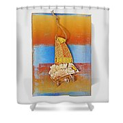 Sea Change Shower Curtain