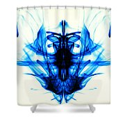 Sea Creature Shower Curtain