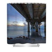 Seaside Serenity Shower Curtain