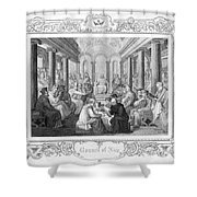 Second Council Of Nicaea Shower Curtain