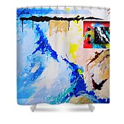 Secret Ambition Shower Curtain