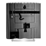Secure Shower Curtain