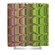 Sedona Energy Abstract Shower Curtain