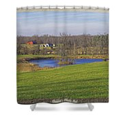 Senic So. Missouri Shower Curtain