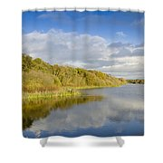 Sense Of Tranquility Shower Curtain