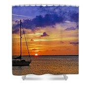 Serenity 2 Shower Curtain