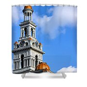 Sevier County Courthouse Shower Curtain