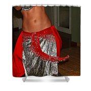 Sexy Dancer Shower Curtain