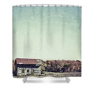 Shackn Up Shower Curtain